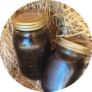 Organic Elderberry Syrup (1 Pint)